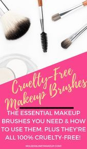 Photo of The ultimate guide to makeup brushes for beginners # BeautyBlog #MakeupOfT …