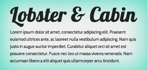 10 Great Google Font Combinations You Can Copy | Honest to