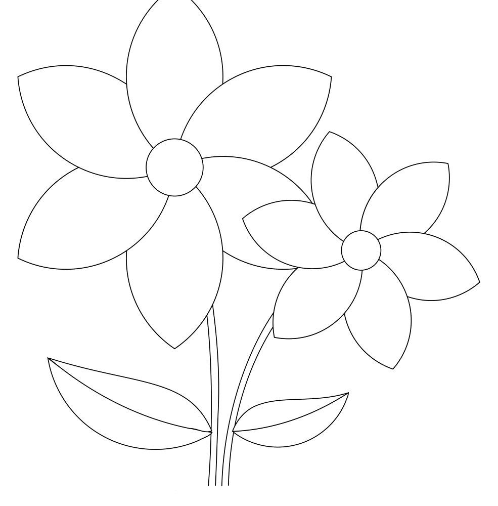 Hawaii flowers coloring pages flower coloring pages pinterest hawaii flowers coloring pages izmirmasajfo