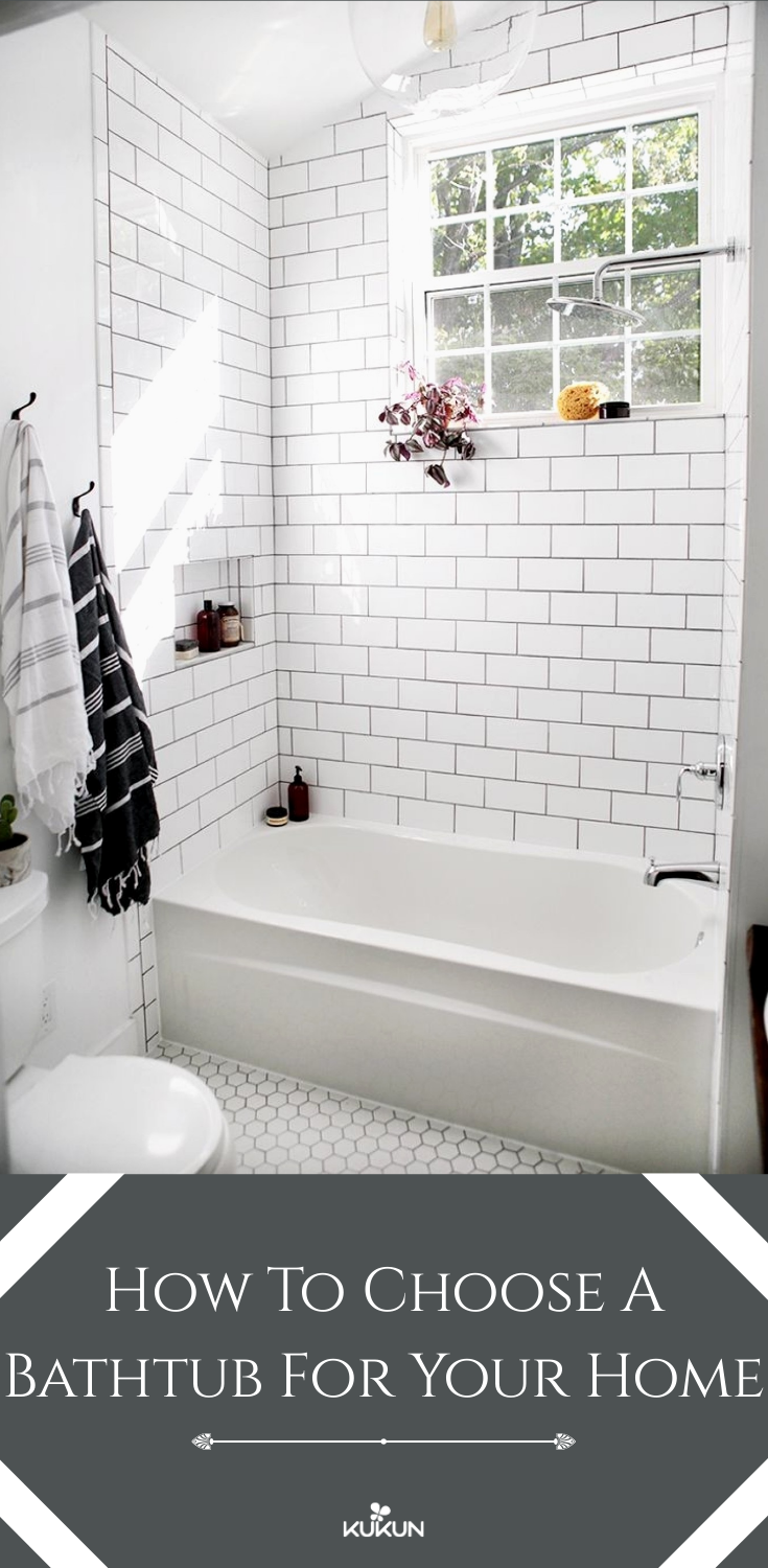 How To Choose A Bathtub For Your Bathroom With Images White