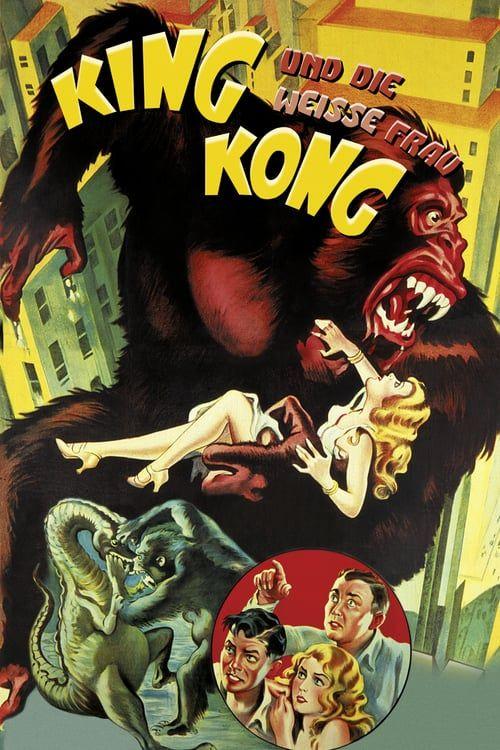 Watch King Kong 1933 Full Movie Online Sci Fi