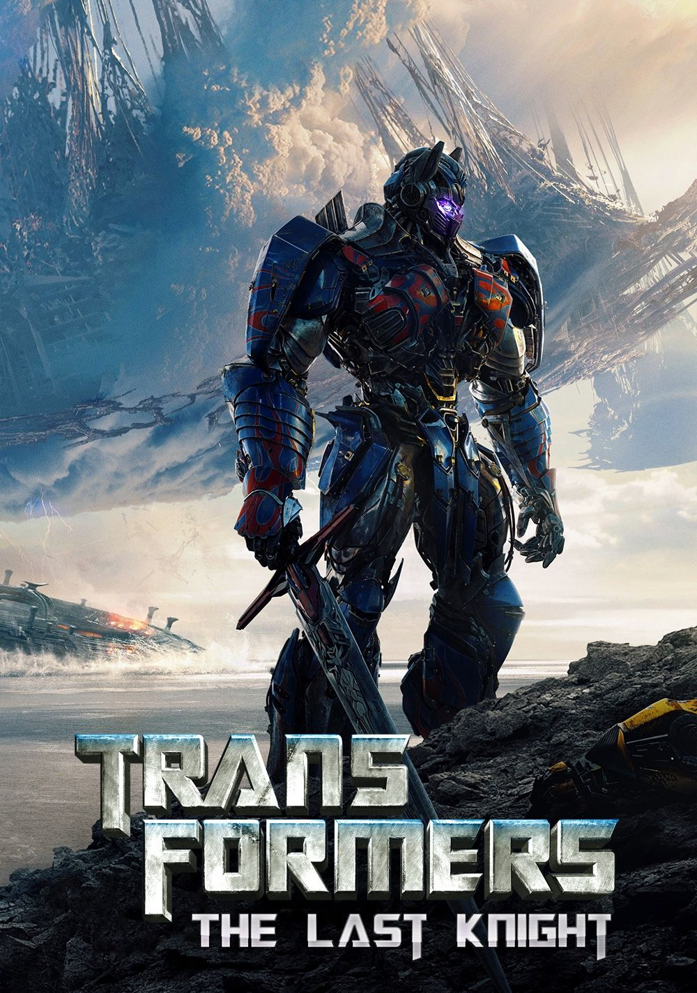Transformers The Last Knight 2017 The New Movie Shop