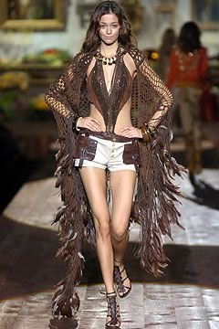 Roberto Cavalli Spring 2005 Ready-to-Wear - Collection - Gallery - Style.com