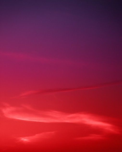 Santa Cruz, California, 7:21pm (Sky Series) | By Eric Cahan