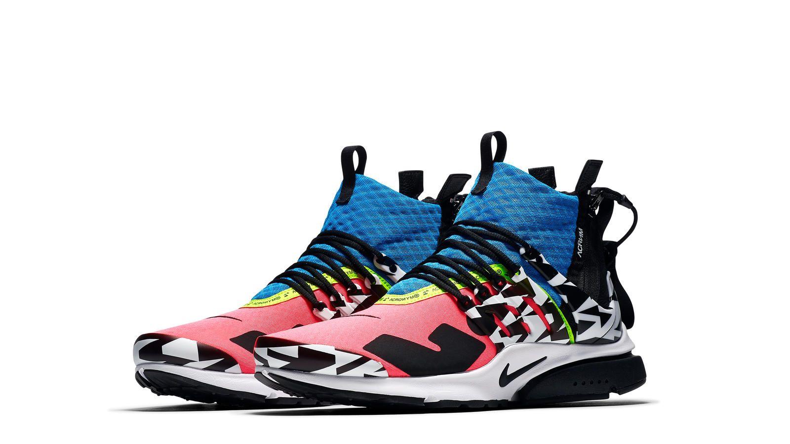 Szczegóły o Nike Air Presto Mid x Acronym