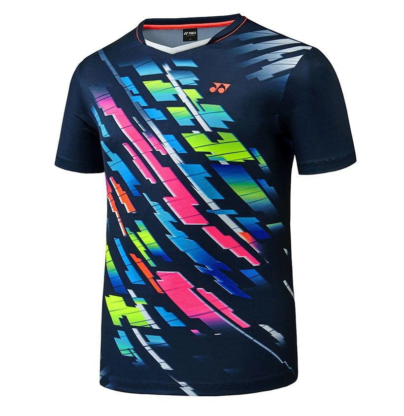 Activewear Tops 100% Quality Nike Court Dry Team Mens Tennis Crew Shirt Mens Size Large Easy To Lubricate Activewear