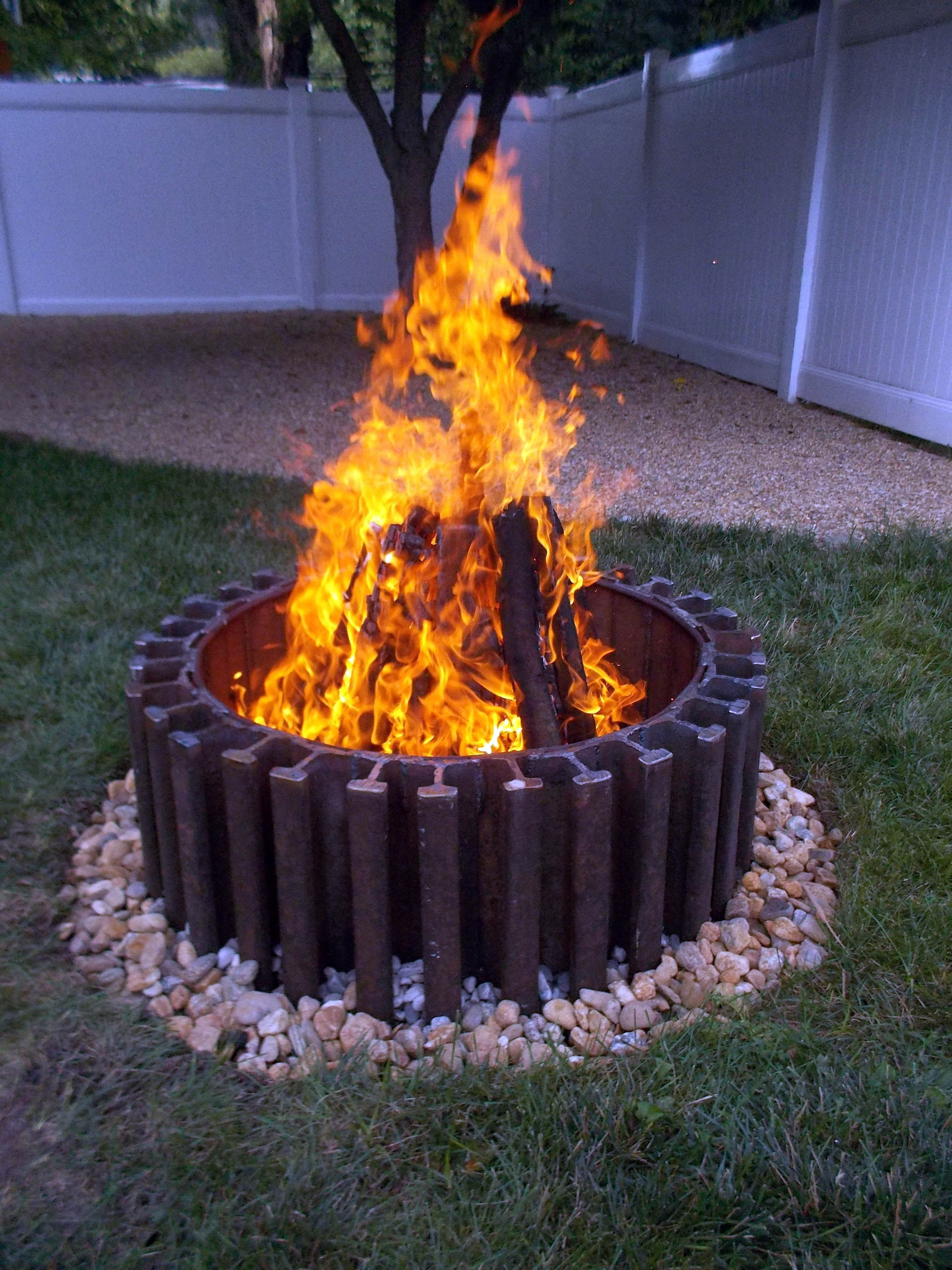 Find Diy Propane Fire Pit Ideas Only On This Page Outside Pits Plans Cool