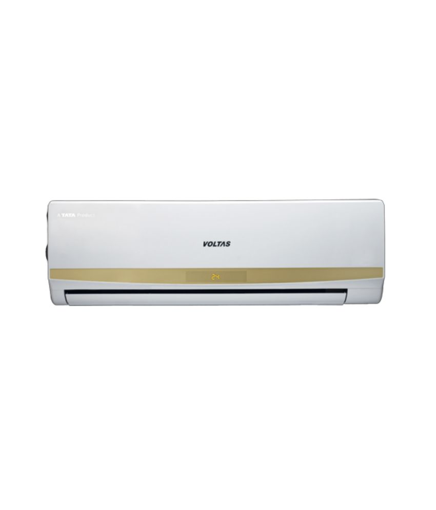 voltas 1 2 ton 5 star 155 cy split air conditioner . buy with expert
