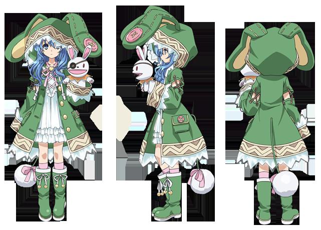 Yoshino ~Date a Live~ Minecraft Skin