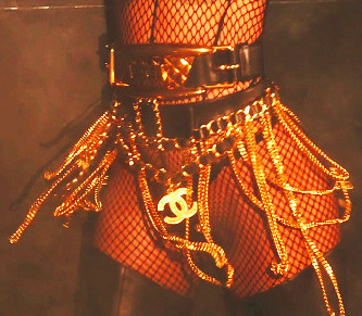 Chanel Vintage Pour It Up Rihanna Gold Chain Belt Purchase At Thecirceeffect