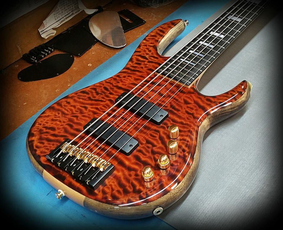 Anyone a fan of burnsbaldwin guitars