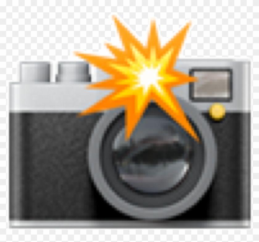Camera Flash Emoji Png Emoji Camera Flash Emoji Clipart