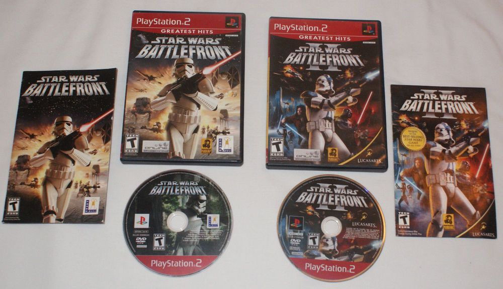 star wars battlefront manual pc