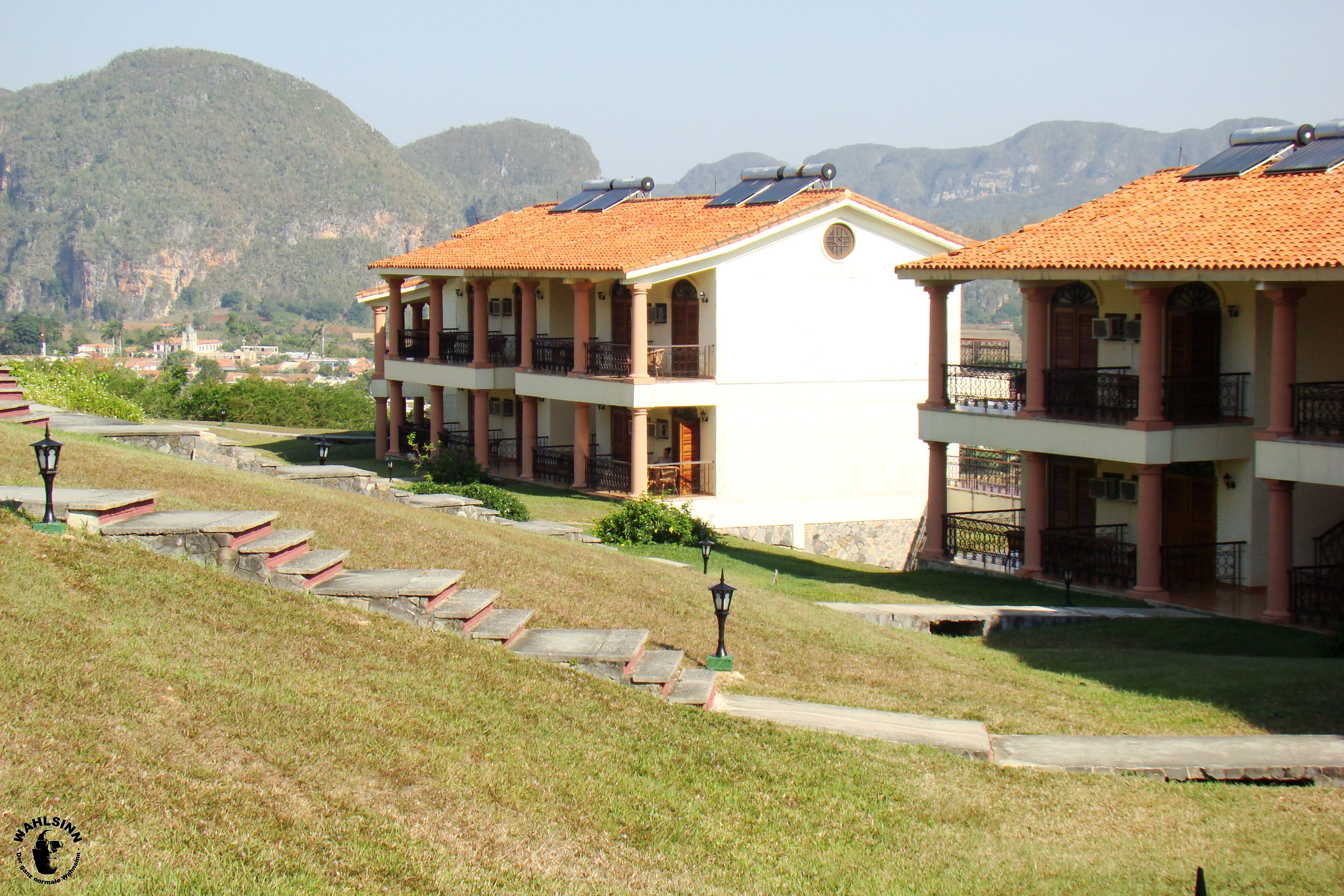 Hotelzimmer - Hotel La Ermita // Vinales (Kuba)