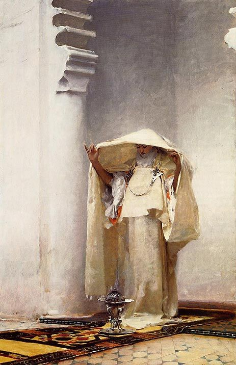 fumee dambre gris smoke of ambergris 1880 by sargent