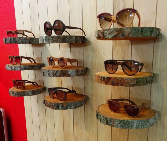 Retour sur maison et objet janvier 2015 lunettes bois for Magasin amenagement maison