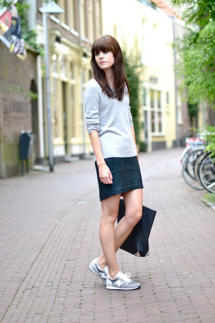 A Rock Smart Balance Outfit Style How Casual Skirt My New To 6BanwqE