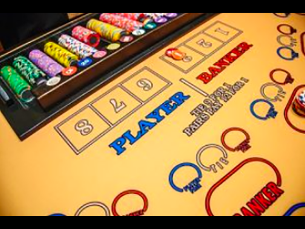 Martingale Baccarat Strategy baccarat