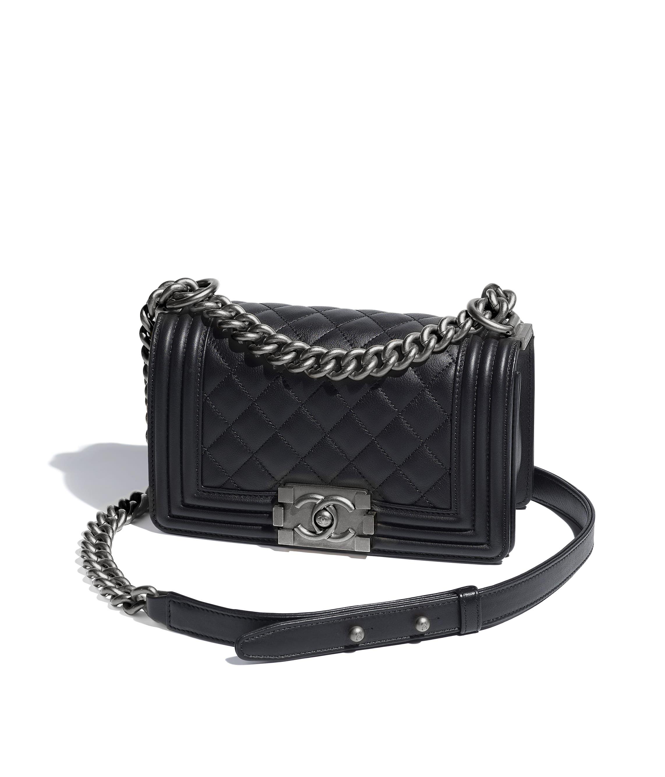 cb1d87ef27d1 Small BOY CHANEL Handbag