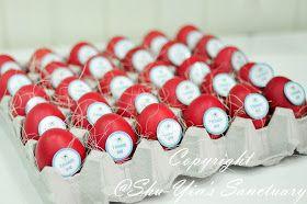 Shu Yin S Sanctuary Modern Fullmoon Gift Pack 100 Day Celebration Egg Party Baby Full Moon