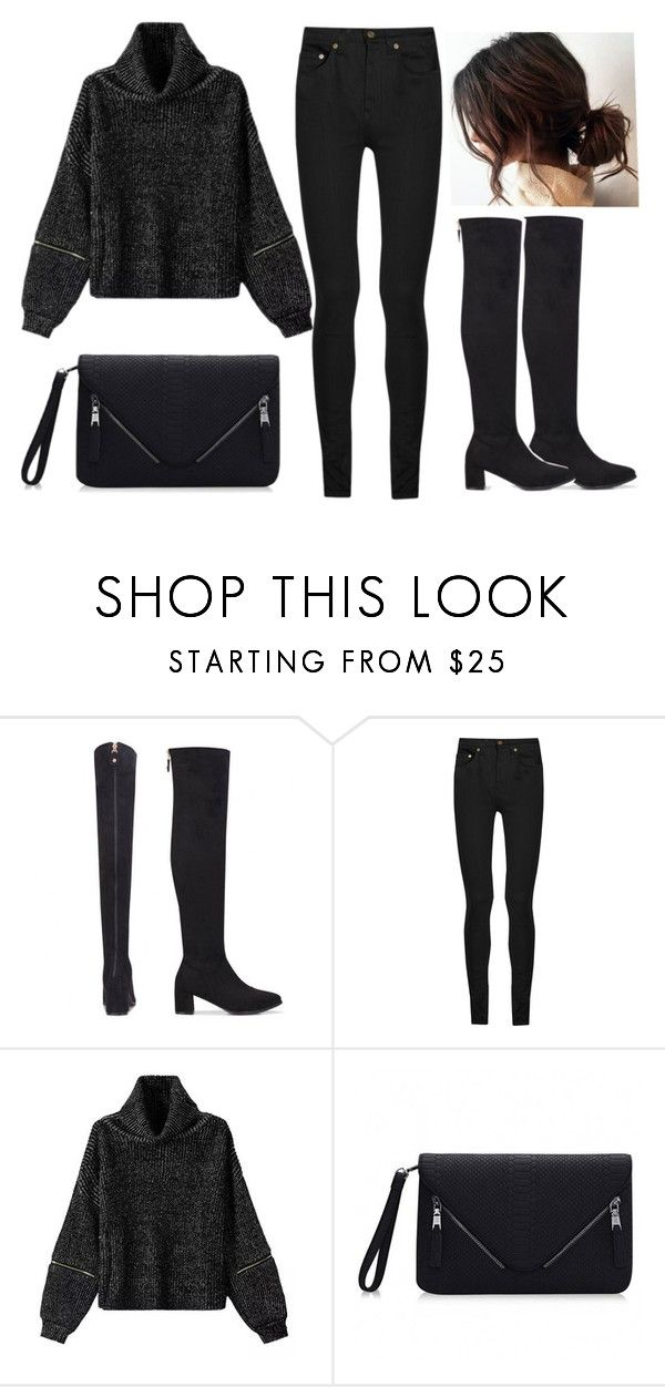 """Untitled #1607"" by cheresh ❤ liked on Polyvore featuring Yves Saint Laurent"