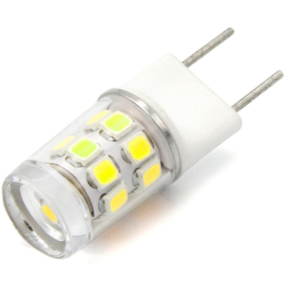 G8 Led Light Bulb 2 5 Wattsac 110v 120v White Light 6000kt4 G8 Base Bipin Xenon Jcd Type Ledtower Type 360a Beam Angle Ha Light Bulb Led Light Bulb Led Lights