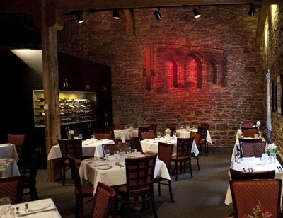 The Mcarthur Room Courtyard Restaurant 21 George St Ottawa Contact 613 241 1516