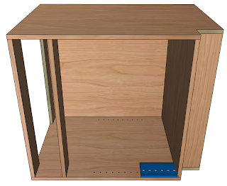 How To Build Frameless Base Cabinets   Building kitchen ...