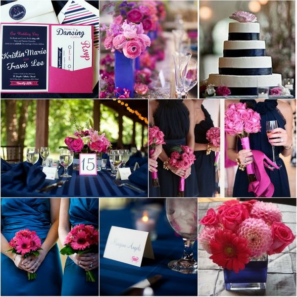 25 Best Fuschia Bedroom Trending Ideas On Pinterest: Best 25+ Pink Wedding Colors Ideas On Pinterest