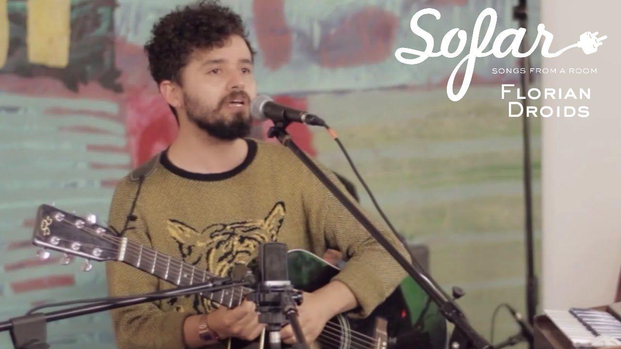Florian Droids - Osos De Agua   Sofar Costa Rica (#1005)