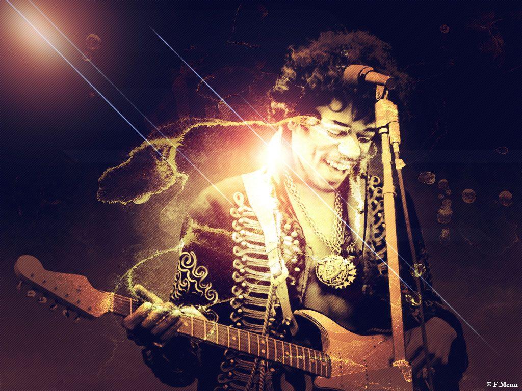 Fond Ecran Hendrix