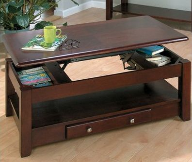 Coffee Tables and Small Spaces Can It Be Done Kindred Spirit