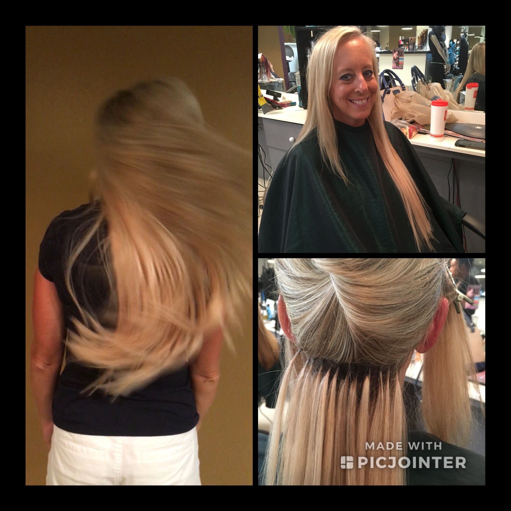 Idea by Mylinda Renay Salon & Boutique on Hair Extensions