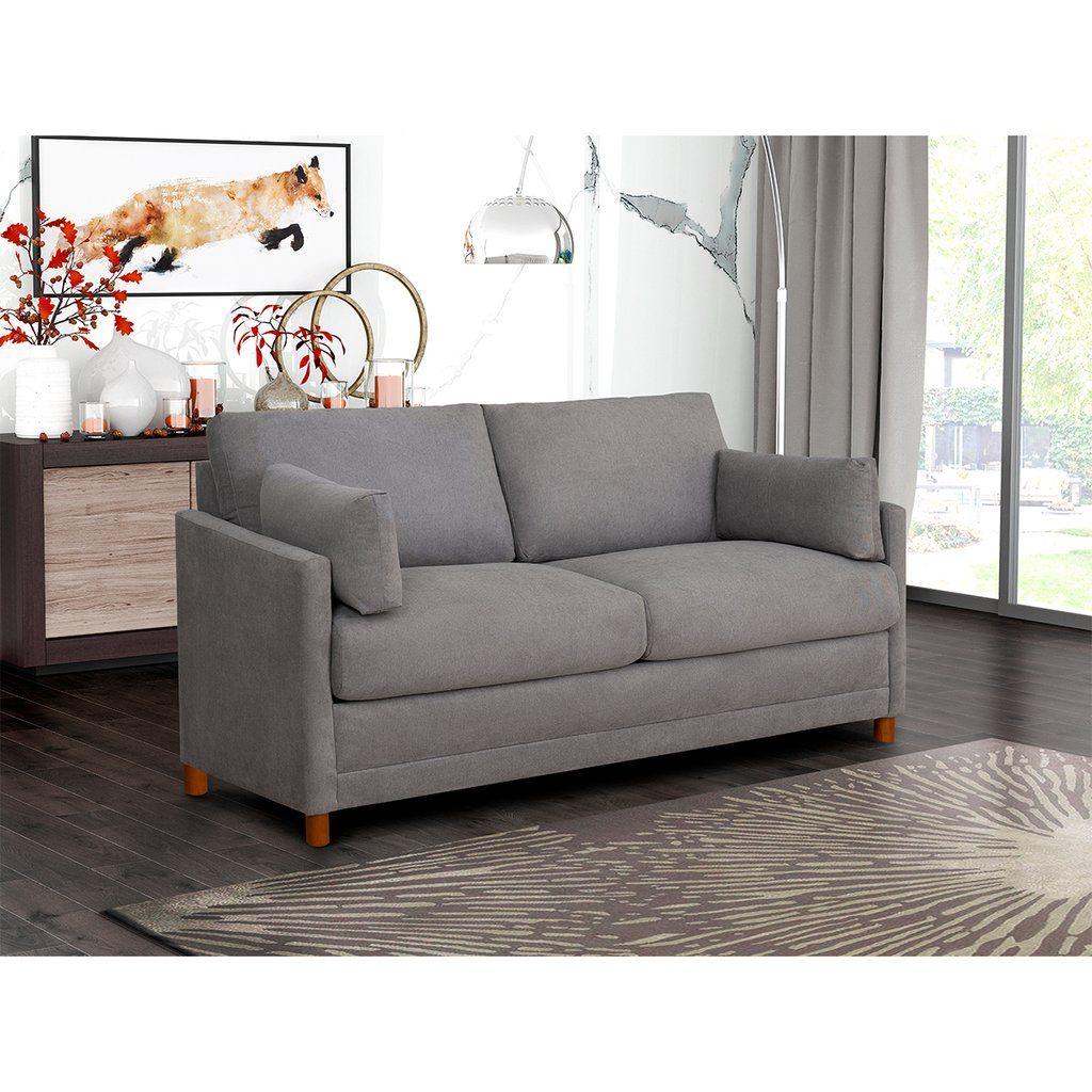 Softee Full Sleeper Sofa in 2019 | Office/Den | Full sleeper sofa ...