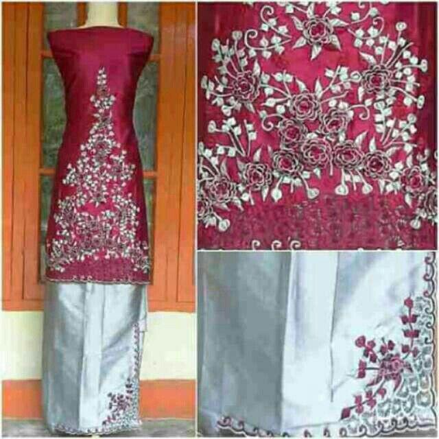 Baju Kurung Padang