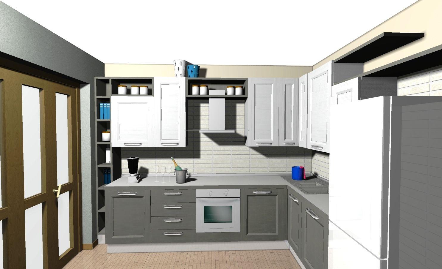 Oyster Vintage Veneta cucine  cucine Domus arredi nel 2019  Kitchen Cabinets Furniture e Home
