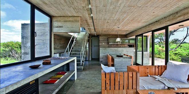 Offener Wohnraum Gestaltung- moderne Häuser Einrichtungsideen ...