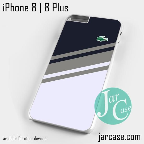 coque lacoste iphone 8 plus