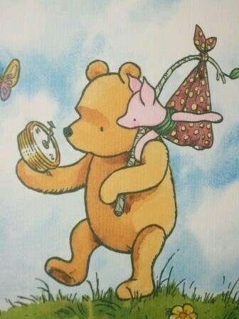 Pin de mili serrano en winnie pooh pinterest disney - Habitacion winnie the pooh ...