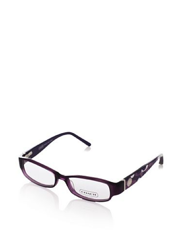 13b59eb6d59e 57% OFF Coach Women  s Bernice 844 Eyeglasses (Purple)