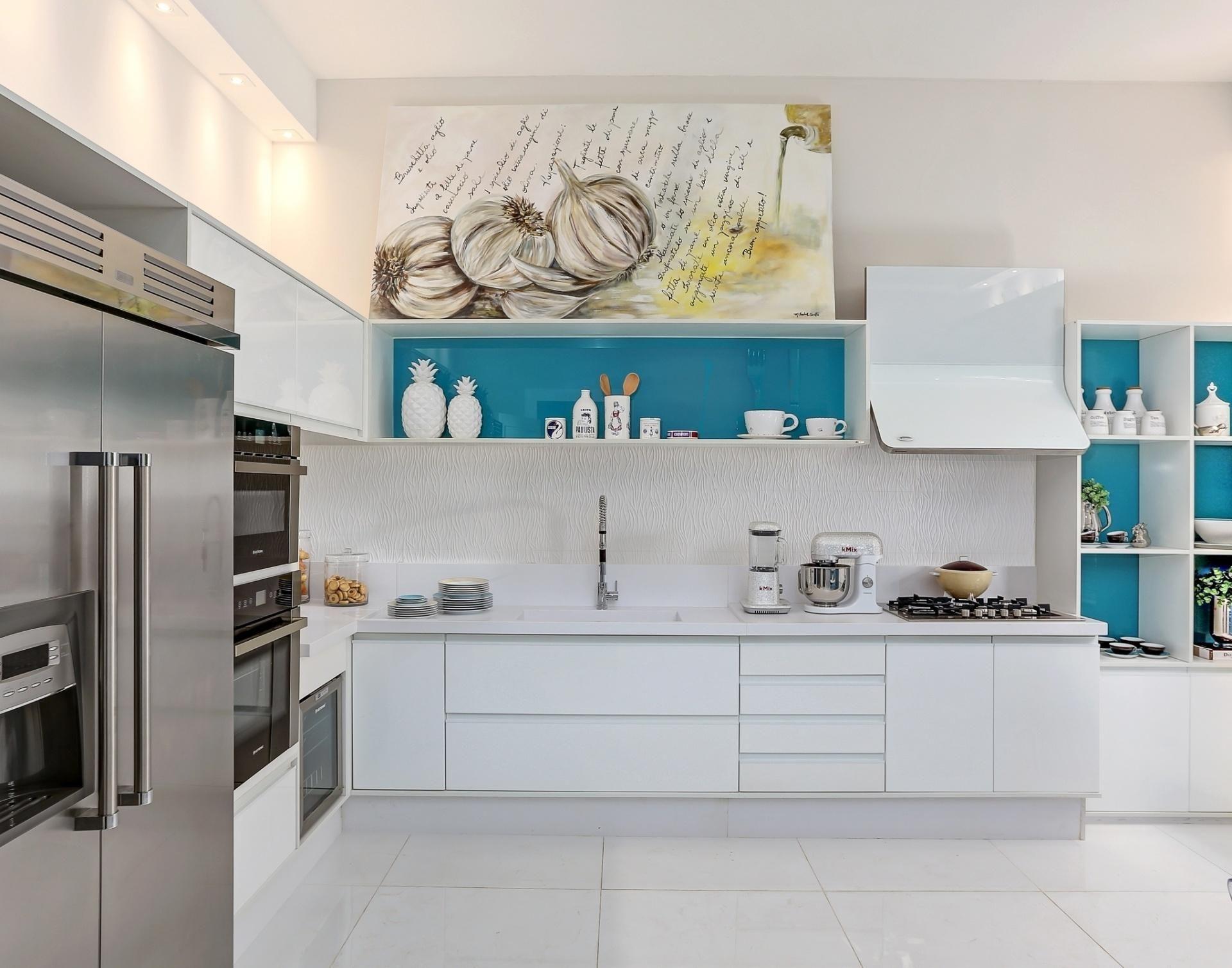 L shaped kitchen/cozinha em L | Beautiful Kitchens/Cozinhas para ...