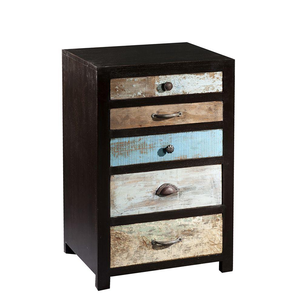 Portobello drawer cabinet chests u storage living room
