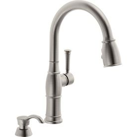 Pin by Elle on Fixtures Kitchen faucets lowes, Bathroom