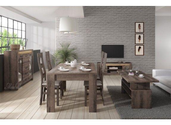 woonkamer invido is een plete woonkamerset in een modern