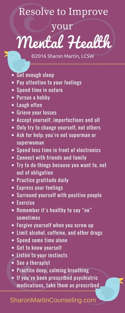 Your Mental Health Is Just As Important As Your Physical Health