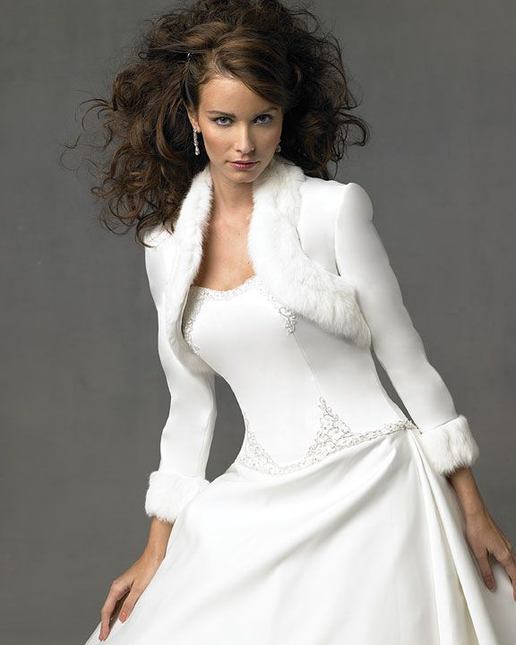 jackets to wear with wedding dresses - Buscar con Google ...