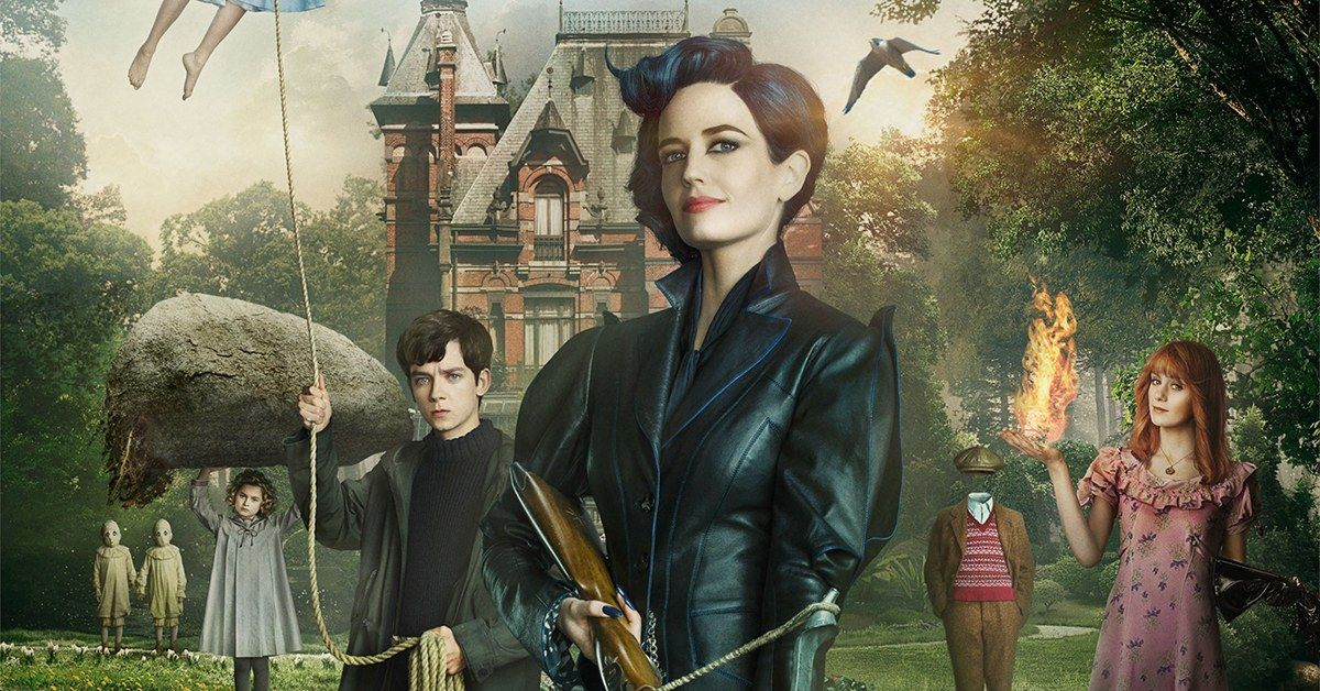 Miss Peregrine S Home For Peculiar Children Just Added A 4th Book To Its Story Miss Peregrines Home For Peculiar Peculiar Children Home For Peculiar Children