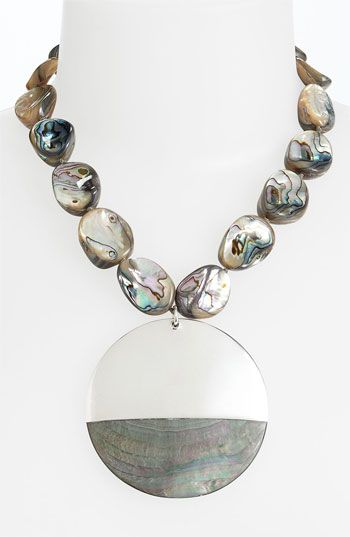 Simon Sebbag 'Tahiti' Pendant Necklace available at #Nordstrom