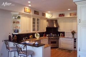 Nashua, NH U2013 Sky Meadow Kitchen Remodel   Before And After Blog   Dream  Kitchens