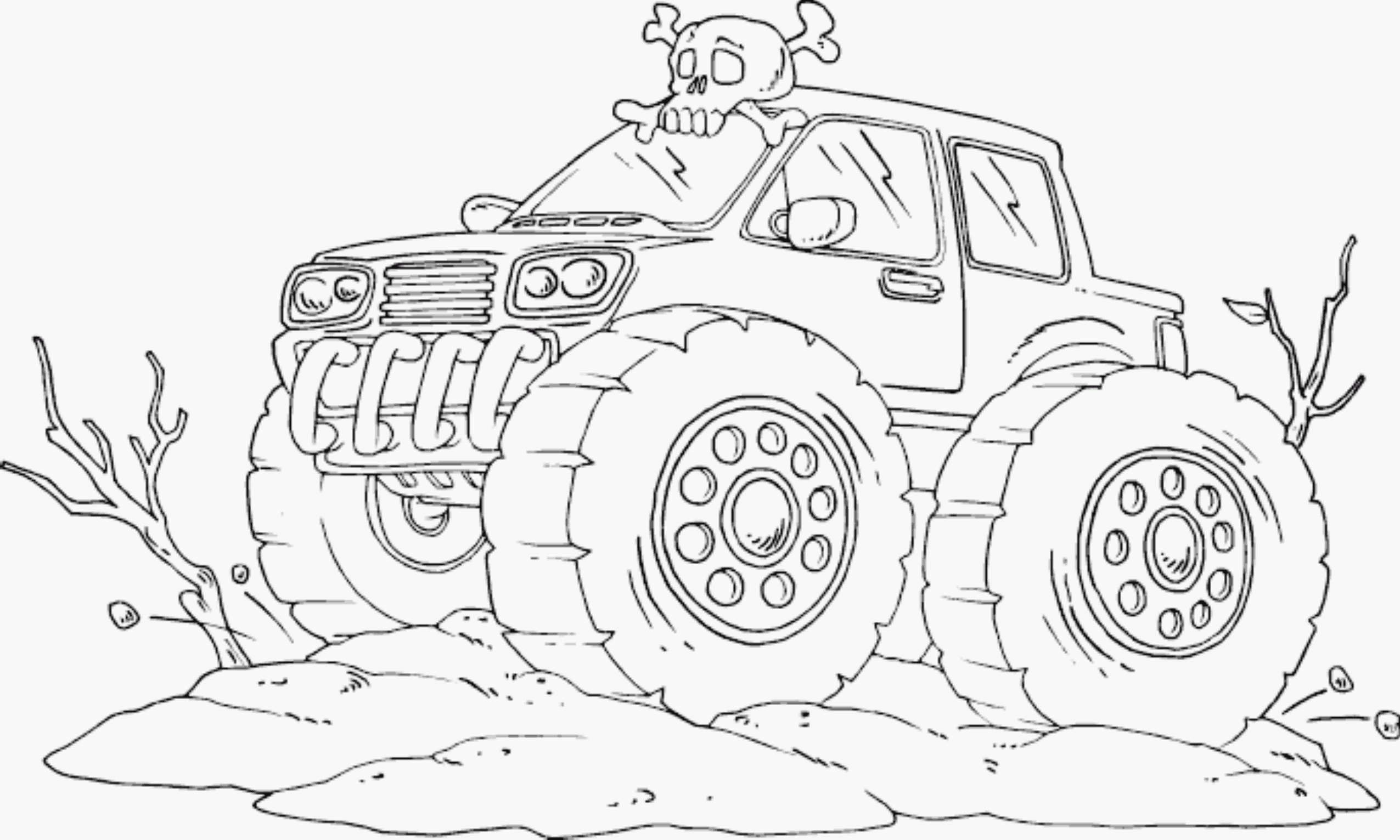 Coloring Pages Of Cars And Trucks Unique Ford Car Coloring Pages